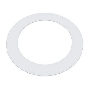 Adesivo para Bumbo D One Kickport D Pad Branco
