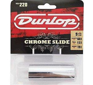 Slide Dunlop Aço Médio Cromado
