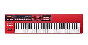Teclado Sintetizador Roland Xps-10 - Vermelho