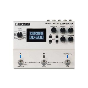 Pedal Para Guitarra Boss Dd 500 Digital Delay