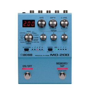 Pedal para Guitarra Boss MD 200 Modulation