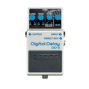 Pedal Para Guitarra Boss Dd 8 Digital Delay