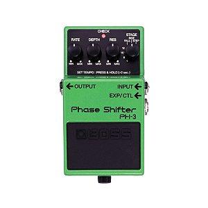 Pedal para Guitarra Boss Ph 3 Phase Shifter