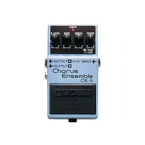 Pedal para Guitarra Boss Ce 5 Chorus Ensemble