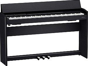 Piano Roland F 701 Cb 88 Teclas