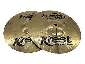 "Prato Krest Fusion F 10 Mh 10"" Mini Hi Hat"
