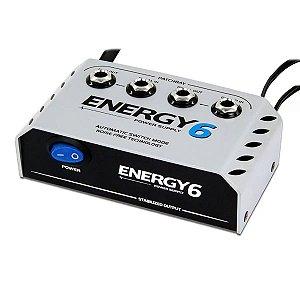 Fonte P/ Pedal Energy E 6 6 Pedais