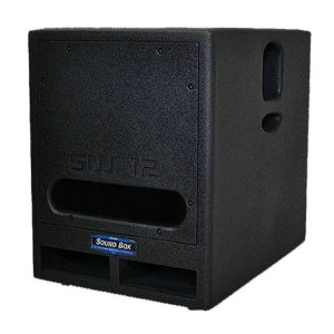 Sub Soundbox Passivo Sw 12 P