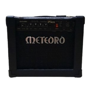 Amplificador Para Guitarra Meteoro Space Guitar Jr 35 Gs