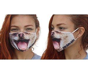 Máscara de proteção - Covid-19