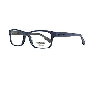Óculos Armação Harley-Davidson HD1038 091 Azul Fosco Acetato