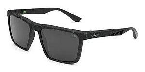 Óculos De Sol Mormaii Madri Preto Lente Escura  Masculino