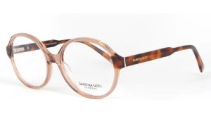 Óculos Armação Sabrina Sato Ss149 C2 Marrom  Translucido
