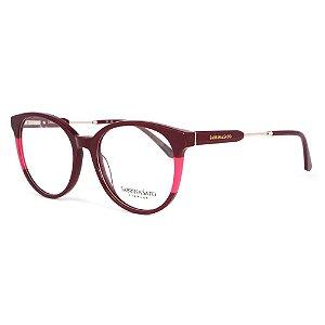 Óculos Armação Sabrina Sato SS150 C3 Vinho Acetato Acetato