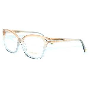 Óculos Armação Sabrina Sato SS597 C2 Marrom Degrade Feminino