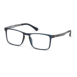 Óculos Armação Harley Davidson HD0794 090 Azul Translucido