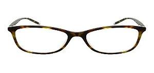 Óculos Armação Hickmann Hi6044 G22 Marrom Mesclado Feminino