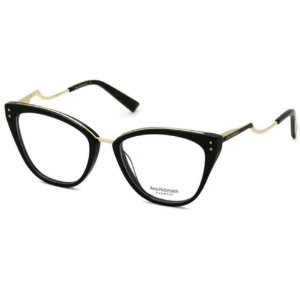 Óculos Armação Ana Hickmann AH6401 Feminino A01 Preto