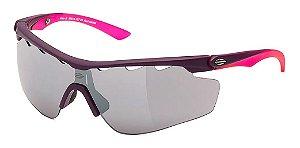 Óculos De Sol Mormaii Athlon 3 M0005c0709 Roxo Rosa / Cinza