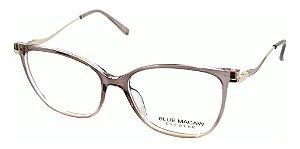 Óculos Armação Blue Macaw Fd633112 C5 Translucido Feminino