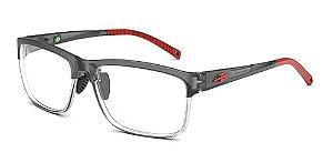 Óculos Armação Mormaii Denver M6086d5558 Cinza Masculino Fum