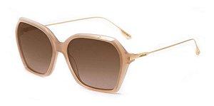 Óculos Solar Colcci C0159 B61 Nude Acetato Feminino