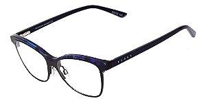 Óculos De Grau Evoke For You Influence G22 Azul Preto