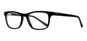 Óculos De Grau Evoke For You Dx25 A01 Preto Fosco