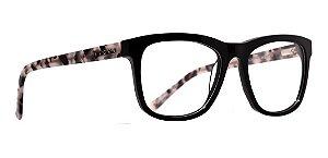 Óculos De Grau Evoke Urban 13 G21 Preto Marrom