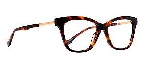Óculos De Grau Evoke For You Dx23 G21 Marrom Mesclado