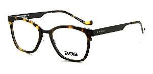 Óculos De Grau Evoke For You Dx21 G21 Marrom Mesclado