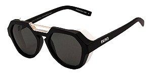 Óculos De Sol Evoke Avalanche A10 Preto Fosco Lente Cinza