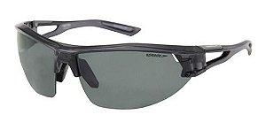 Óculos De Sol Speedo Capri 3 A01 Preto Fosco Lente Verde