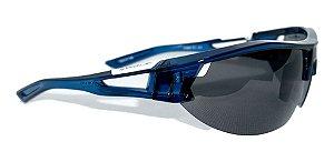 Óculos De Sol Speedo Capri 3 D01 Azul Translucido Polarizado