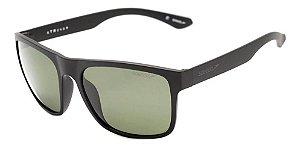 Óculos De Sol Speedo Giga A01 Preto Fosco Polarizado
