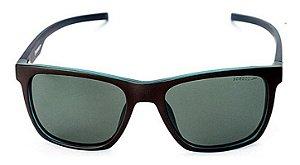 Óculos De Sol Speedo Gran Fondo 2 H02 Cinza Fosco Com Verde