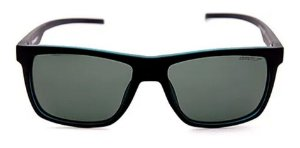 Óculos De Sol Speedo Gran Fondo H02 Preto Fosco Com Verde