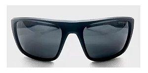 Óculos De Sol Speedo Voyager Br01 Preto Fosco Polarizado