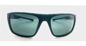 Óculos Armação Speedo Voyager Br04 Preto Brilho Lente G15 3p