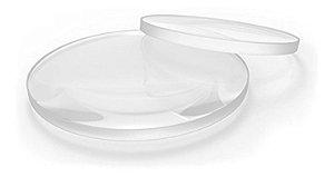Lentes Grau Óculos Armação Anti-reflexo 1.56