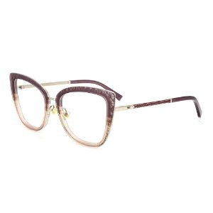 Óculos Armação Sabrina Sato SS694 C4 Translucido Roxo