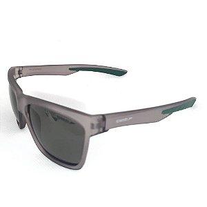 Óculos de Sol Speedo Mega 3 H01 Cinza Translucido Polarizado