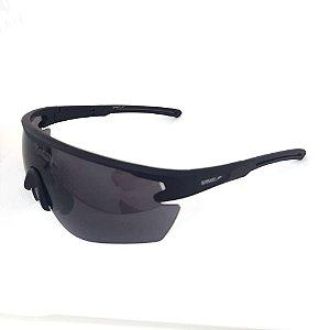 Óculos de Sol Speedo Inter Action A01 Preto Sport Ciclismo