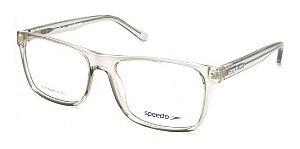 Óculos Armação Speedo Tambaqui H01 Fume Translucido