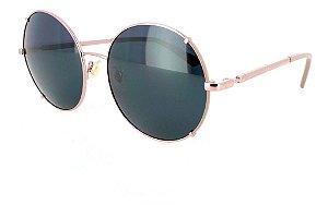 Óculos De Sol Sabrina Sato Ss556 C2 Redondo Rose Nude