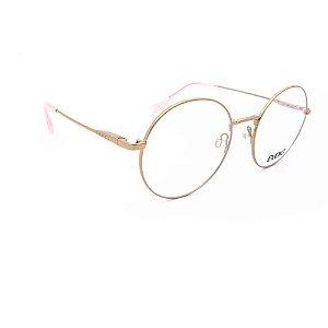 Óculos Armação Evoke For You DX58N 01A Dourado Metal