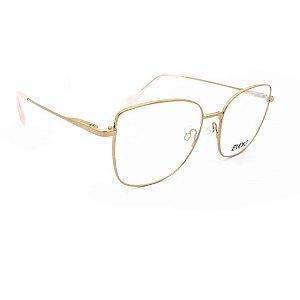 Óculos Armação Evoke For You DX109 01A Dourado Feminino