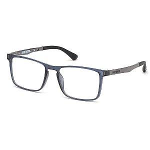 Óculos Armação Harley-Davidson HD0794 020 Cinza Translucido