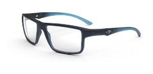 Óculos Armação Mormaii M6107kc65 Istambul Azul Escuro