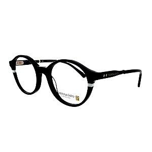 Óculos Armação Sabrina Sato SS480 C1 Acetato Preto Feminino